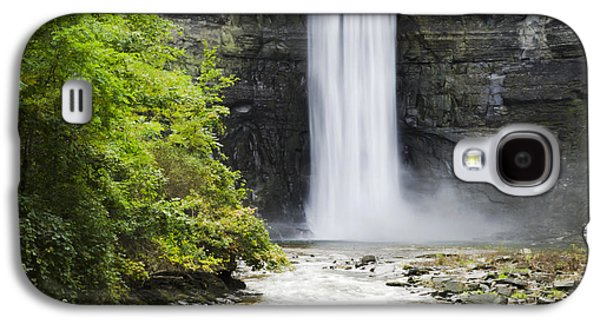 Ithaca Galaxy S4 Cases - Taughannock Falls State Park Galaxy S4 Case by Christina Rollo