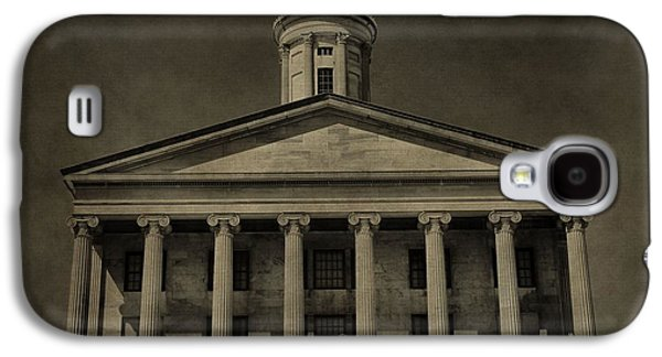 Tennessee Capitol Building Galaxy S4 Case by Dan Sproul