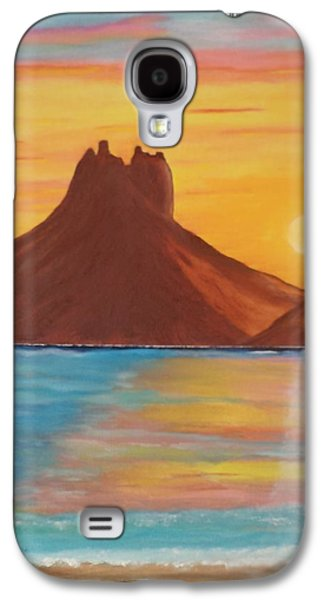 Sonora Paintings Galaxy S4 Cases - Tetakawi Galaxy S4 Case by Jorge Cristopulos