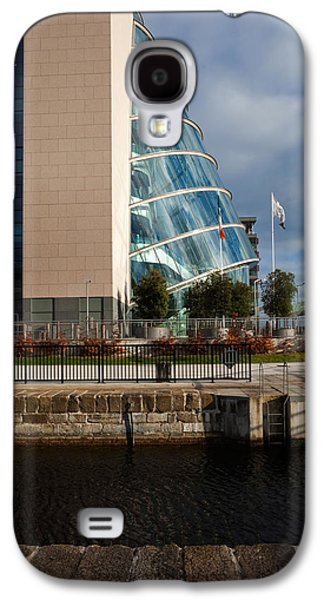 Enterprise Galaxy S4 Cases - The Convention Centre Dublin , Dublin Galaxy S4 Case by Panoramic Images