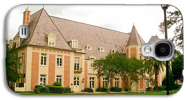 Louisiana State University Photographs Galaxy S4 Cases - The French House on the Campus of LSU Galaxy S4 Case by Mountain Dreams