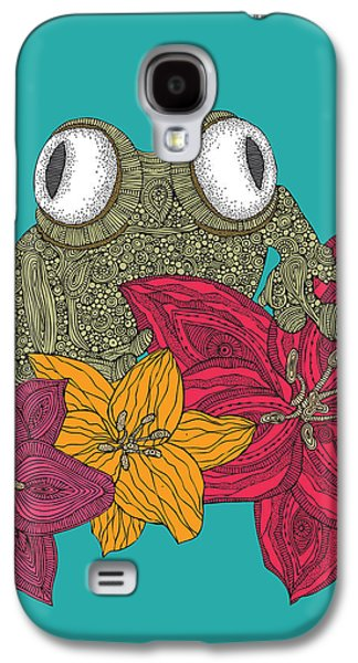 Illustration Photographs Galaxy S4 Cases - The Frog Galaxy S4 Case by Valentina Ramos