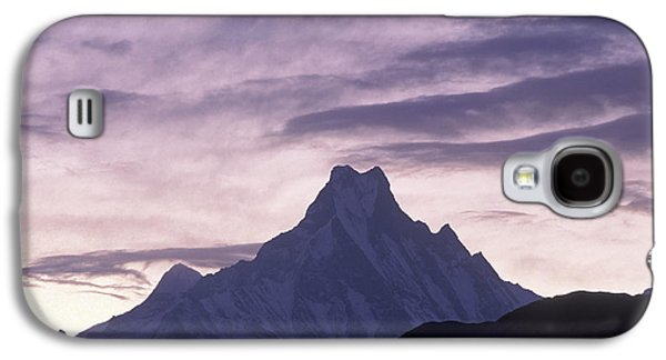 The Himalayas Galaxy S4 Case by Anonymous
