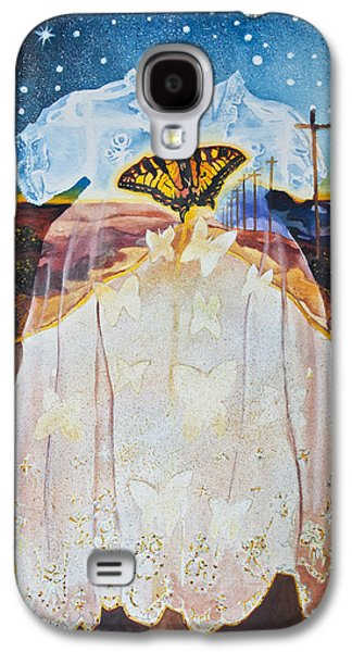 Cocoon Galaxy S4 Cases - The Long Highway Galaxy S4 Case by Larry Butterworth