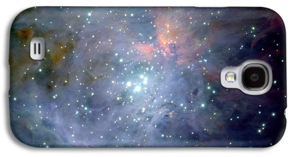 Abstract Digital Photographs Galaxy S4 Cases - The Orion Nebula Galaxy S4 Case by Celestial Images