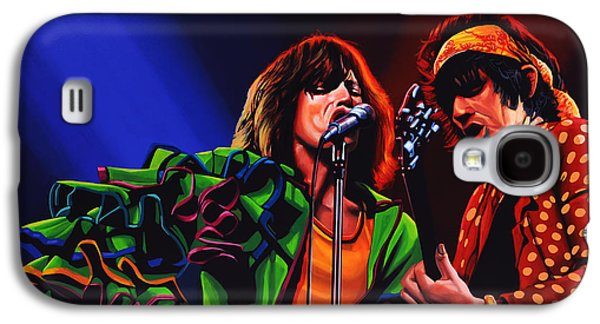 The Rolling Stones 2 Galaxy S4 Case by Paul Meijering
