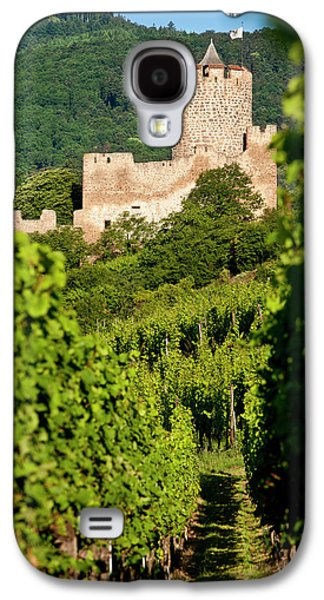 The Ruins Of The Kaysersberg Chateau Galaxy S4 Case by Brian Jannsen