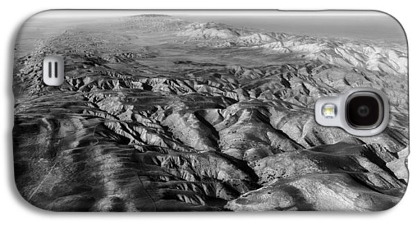 Fault Galaxy S4 Cases - The San Andreas Fault Galaxy S4 Case by Mountain Dreams