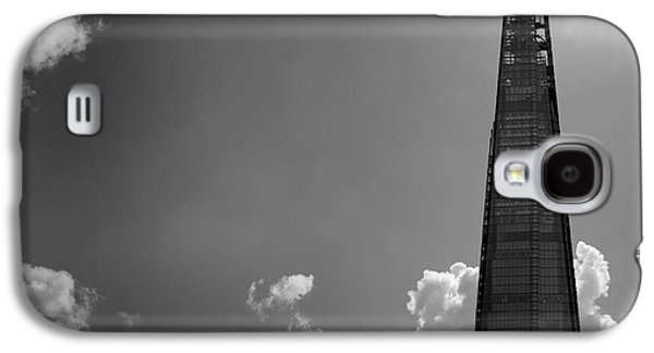 Landmarks Photographs Galaxy S4 Cases - The Shard London Galaxy S4 Case by Martin Newman