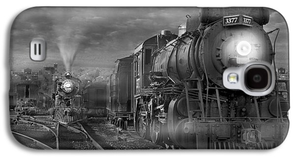 Smoke Digital Galaxy S4 Cases - The Yard Galaxy S4 Case by Mike McGlothlen