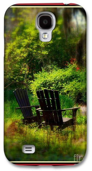 Time For Coffee Galaxy S4 Case by Susanne Van Hulst