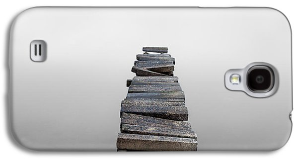 Scotland Galaxy S4 Cases - To Infinity Galaxy S4 Case by John Farnan