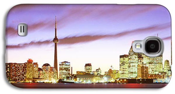 Business Galaxy S4 Cases - Toronto Ontario Canada Galaxy S4 Case by Panoramic Images