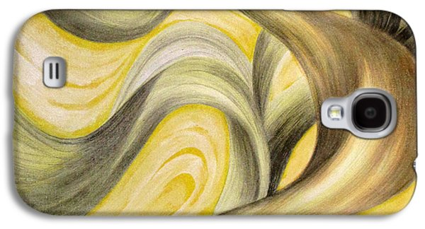 Fate Paintings Galaxy S4 Cases - Twist of Fate X Galaxy S4 Case by Panna Paintings