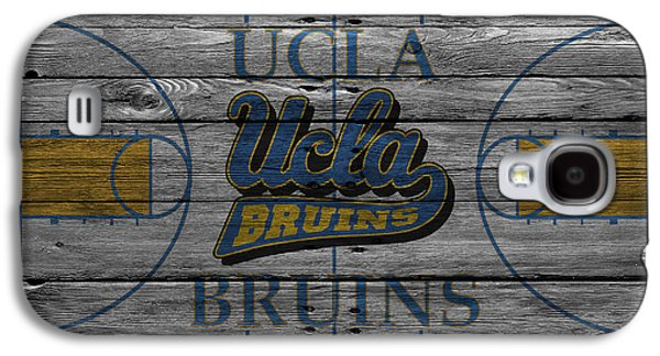 Dunk Galaxy S4 Cases - Ucla Bruins Galaxy S4 Case by Joe Hamilton