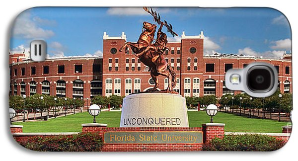 Unconquered Galaxy S4 Case by John Douglas