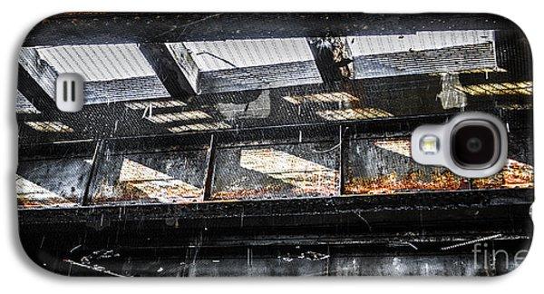 Urban Street Galaxy S4 Cases - Under the Street Galaxy S4 Case by Diane Diederich