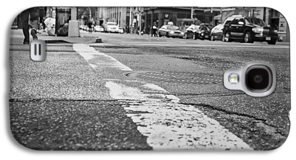 Ground Level Galaxy S4 Cases - Urban Life - Ground Level Galaxy S4 Case by Ryan McGuire