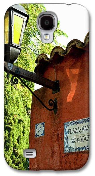 Uruguay Colonia Del Sacramento Barrio Galaxy S4 Case by Inger Hogstrom