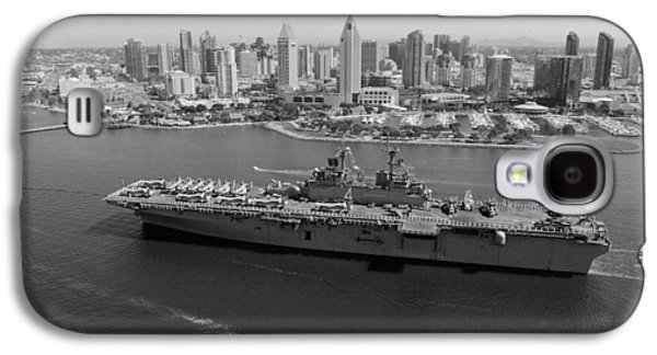 Recently Sold -  - Boxer Galaxy S4 Cases - USS Boxer in San Diego  Galaxy S4 Case by Mountain Dreams