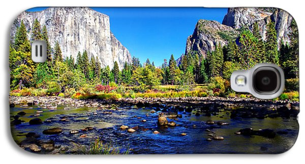 Valley View Yosemite National Park Galaxy S4 Case by Scott McGuire