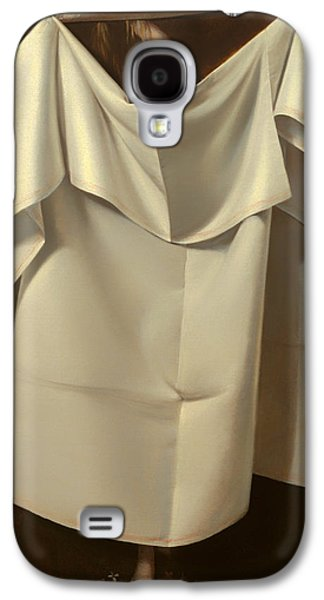 Hair-washing Galaxy S4 Cases - Venus Rising from the Sea - A Deception Galaxy S4 Case by Raphaelle Peale
