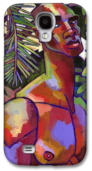 African-american Galaxy S4 Cases - Victor in the Forest Galaxy S4 Case by Douglas Simonson