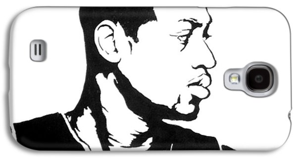 Dwyane Wade Galaxy S4 Cases - Wade Galaxy S4 Case by Tamir Barkan