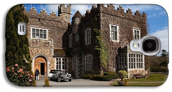 Enterprise Galaxy S4 Cases - Waterford Castle , County Waterford Galaxy S4 Case by Panoramic Images