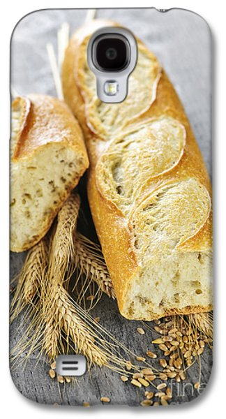 Artisan Galaxy S4 Cases - White baguette Galaxy S4 Case by Elena Elisseeva