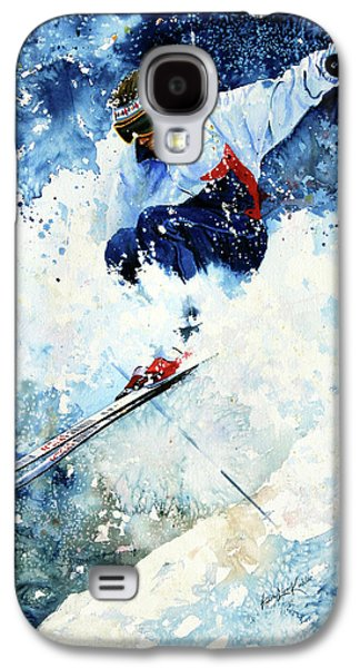 Lore Galaxy S4 Cases - White Magic Galaxy S4 Case by Hanne Lore Koehler