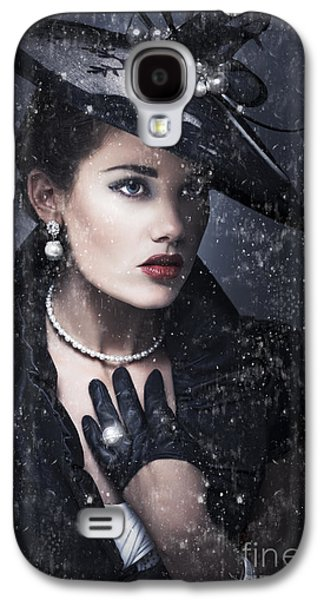 Widow At Funeral Galaxy S4 Case by Jorgo Photography - Wall Art Gallery