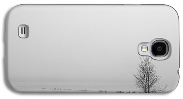 Contemplative Photographs Galaxy S4 Cases - Winter peace Galaxy S4 Case by Kunal Mehra