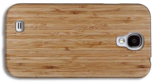 Flooring Galaxy S4 Cases - Wood Galaxy S4 Case by Les Cunliffe