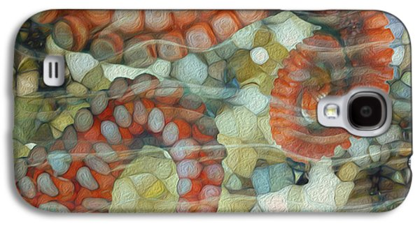 Beneath The Waves Series Galaxy S4 Case by Jack Zulli