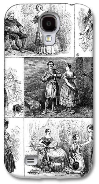 Jenny Lind (1820-1887) Galaxy S4 Case by Granger