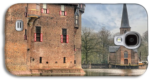 Fantasy Photographs Galaxy S4 Cases - Kasteel de Haar Galaxy S4 Case by Joana Kruse