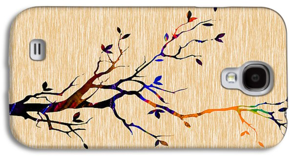 Tree Branch Collection Galaxy S4 Case by Marvin Blaine