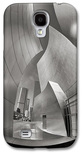 Robert Jensen Galaxy S4 Cases - Disney Concert Hall Galaxy S4 Case by Robert Jensen