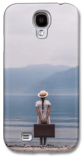 Braids Galaxy S4 Cases - Farewell Galaxy S4 Case by Joana Kruse