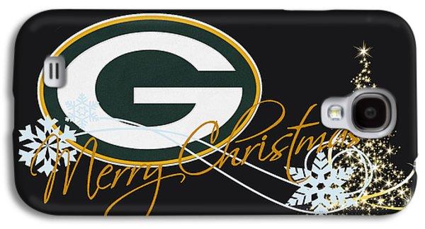 Green Bay Packers Galaxy S4 Case by Joe Hamilton