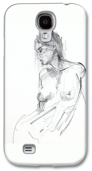 Recently Sold -  - Drawing Galaxy S4 Cases - RCNpaintings.com Galaxy S4 Case by Chris N Rohrbach