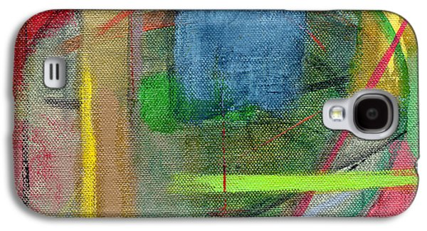 Recently Sold -  - Abstracts Galaxy S4 Cases - RCNpaintings.com Galaxy S4 Case by Chris N Rohrbach