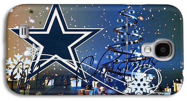 Deer Galaxy S4 Cases - Dallas Cowboys Galaxy S4 Case by Joe Hamilton