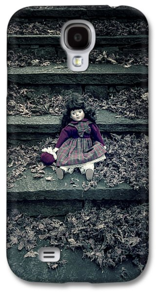 Doll Galaxy S4 Cases - Old Doll Galaxy S4 Case by Joana Kruse