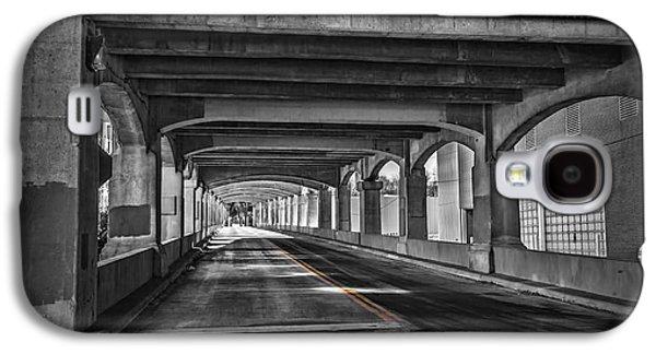 Jeff Swanson Galaxy S4 Cases - 12th Street Bridge Galaxy S4 Case by Jeff Swanson