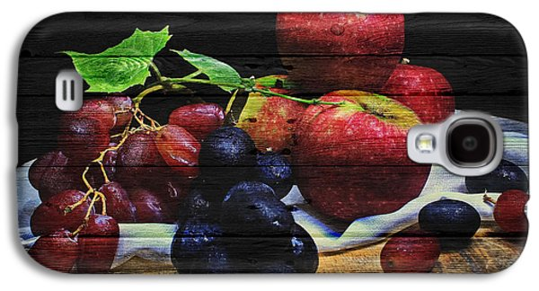 Fruit Galaxy S4 Case by Joe Hamilton