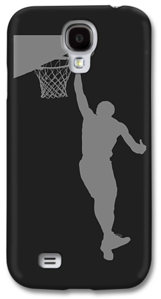 Recently Sold -  - Dunk Galaxy S4 Cases - Nba Shadow Player Galaxy S4 Case by Joe Hamilton
