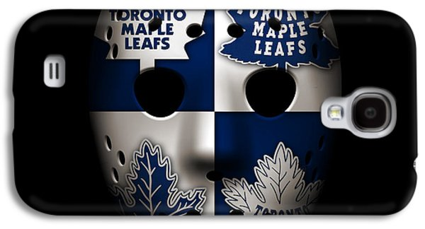 Toronto Maple Leafs Galaxy S4 Case by Joe Hamilton