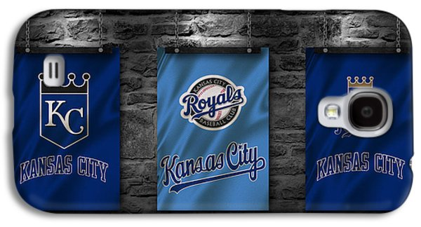 Recently Sold -  - Sports Photographs Galaxy S4 Cases - Kansas City Royals Galaxy S4 Case by Joe Hamilton